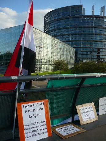 La Syrie au Parlement européen