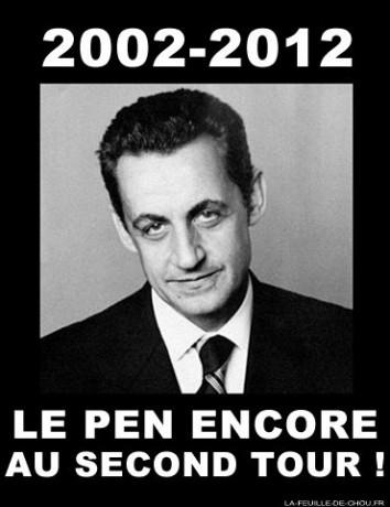 La honte: LE CRIF soutient Marine Le Pen et Sarkozy