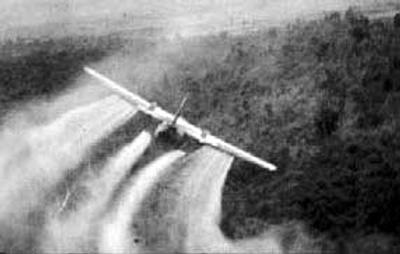 """Armes chimiques : Au Vietnam, l'""""agent orange"""" répandu par les Américains continue de tuer"""