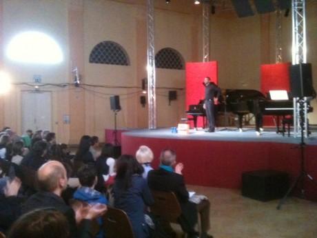 Musica 2012 Wilhelm Latchoumia piano