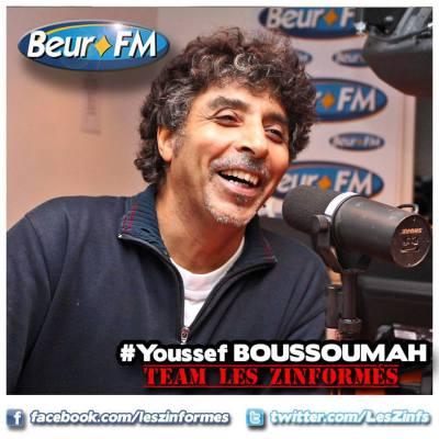 Youssef Boussoumah refoulé de Tunisie!