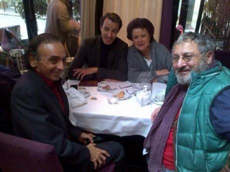 Karim Achaoui, Eric Zemmour et Christine Boutin…
