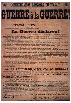 affiche-CGT-guerre-a-la-guerre