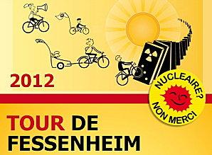 Tour de Fessenheim à vélo