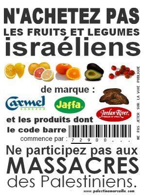 Quels produits boycotter?