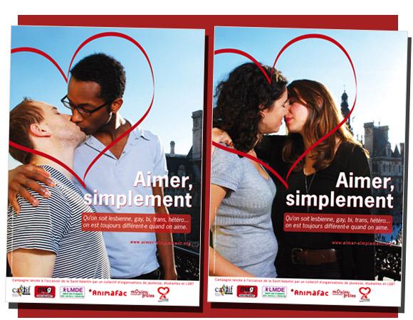 Saint-Valentin: normalisation LGBT?