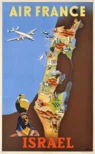 air-france-israel