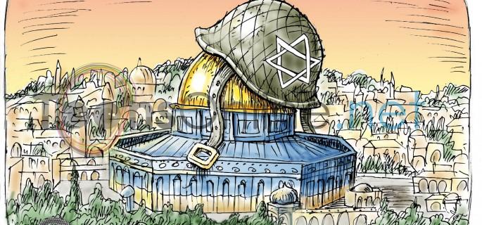 La destruction de la mosquée al-Aqsa de Jérusalem est le but ultime de groupes israéliens