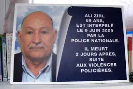 Film: Qui a tué Ali Ziri?