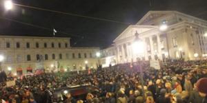Les démocrates allemands plongent les manifestations islamophobes et néonazies dans le noir