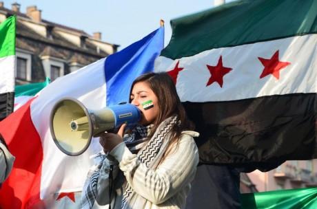 Manifestation de soutien au peuple syrien ce samedi 22 juin à 18h, Place Kleber (Strasbourg)