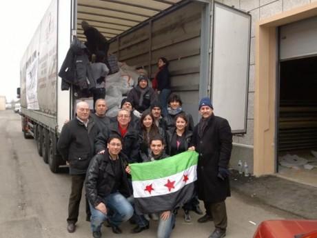 Alsace-Syrie : appel urgent à solidarité !