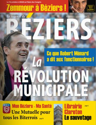 A Béziers, le laboratoire de la nouvelle extrême droite de Robert Ménard