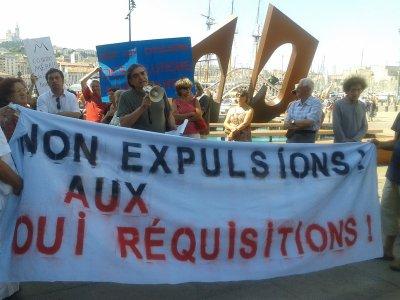 Traque aux Rroms à Marseille