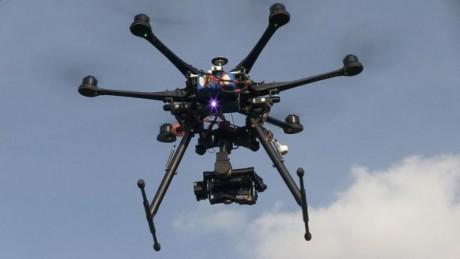 Des sous, y'en a pour la répression : la France, championne des drones policiers