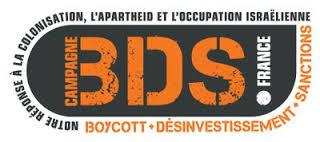 Soutien du réseau européen des syndicats alternatifs et de base à la campagne Boycott, Désinvestissement et Sanctions (BDS).