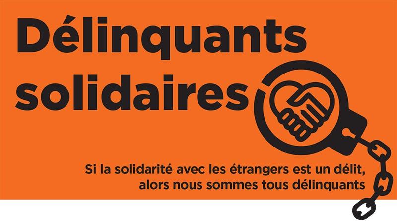 Délinquants solidaires – Pour en finir avec le délit de solidarité