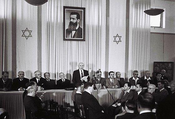 L'impossible définition de l'« État juif »