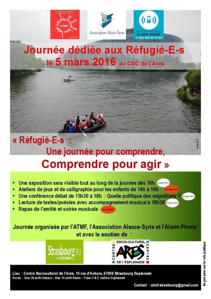 Réfugiés : solidarité et engagement