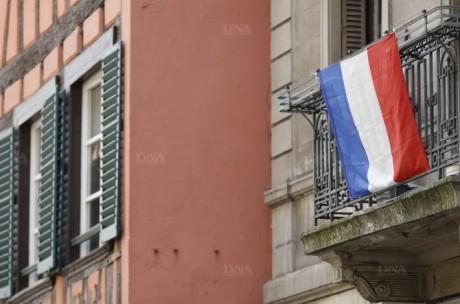 Le drapeau français selon le Chournal…