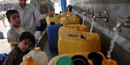 Pétition: Gaza n'aura plus d'eau potable d'ici 2016!