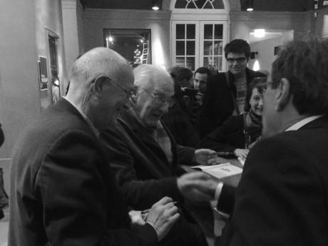 Alain Badiou/ Marcel Gauchet à l'Opéra de Strasbourg