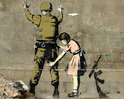 Banksy illustre la destruction de Gaza