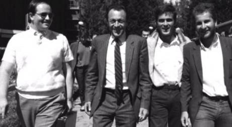 Alain Bauer, le trait d'union entre Manuel Valls et Nicolas Sarkozy