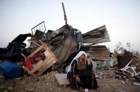Halte au nettoyage ethnique des Bédouins du Negev