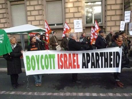 boycott israel apartheid mulhouse