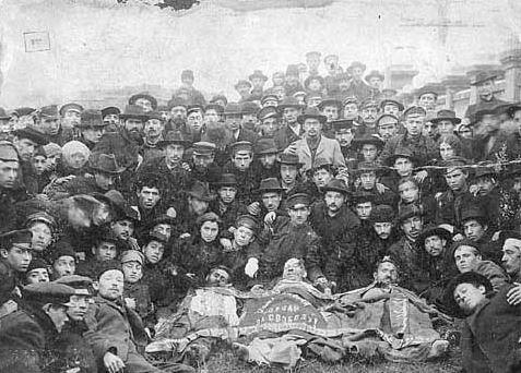 Anti-sionisme et anti-impérialisme : retour sur l'histoire du BUND. (Quartiers libres)