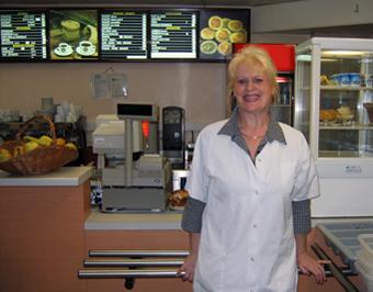 Soutien à Martine Kraut, salariée du CROUS à la Caféteria de l'Ensemble Saint-Georges