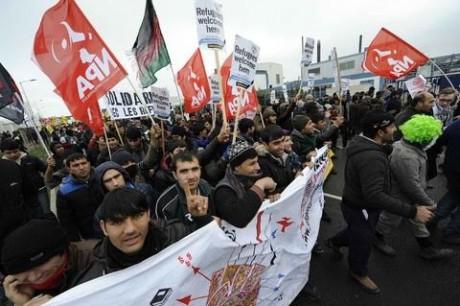 Calais: liberté de circulation!