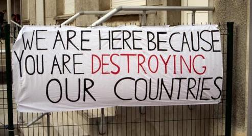 Expulsion à Calais : la guerre aux pauvres, c'est maintenant (Quartiers libres)