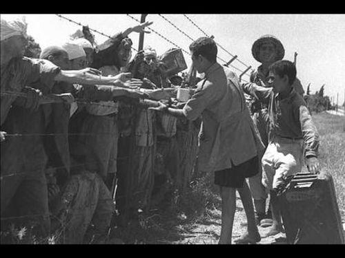 Une histoire peu connue : les camps de concentration et de travail d'Israël en 1948-1955
