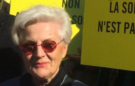 """Nouveau report de l'audience de Martine Landry : Le gouvernement doit mettre fin au  """"délit de solidarité"""""""