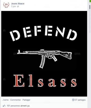 capture-d-ecran-de-la-page-facebook-du-mouvement-jeune-alsace-l-arme-est-un-fusil-du-troisieme-reich-(-) (1)