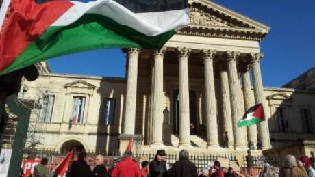 Montpellier : 3 militants jugés en appel après le boycott de produits israéliens à Perpignan