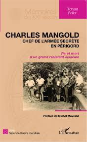Café Histoire: Charles Mangold, résistant alsacien, par Richard Seiler
