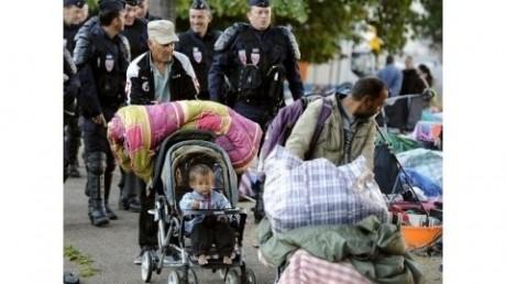 """Pour les Roms, """"le changement, c'est…"""" à la Saint-Glinglin"""