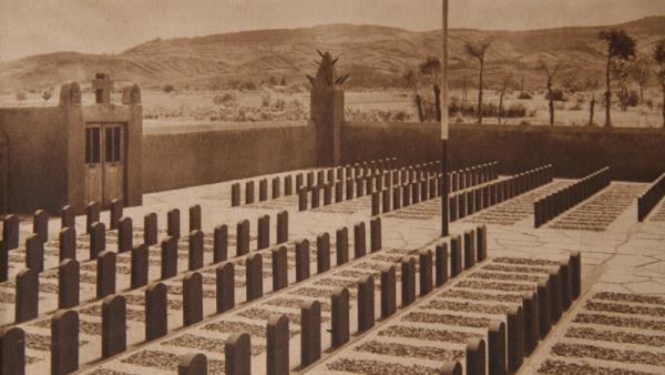 Il y a 75 ans : les tirailleurs sénégalais sont massacrés à Chasselay