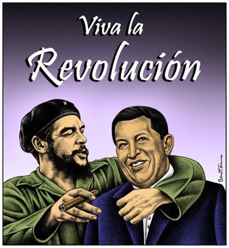 Hugo Chavez, par la Fondation Frantz Fanon