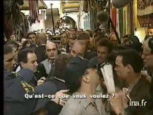 chirac colère jérusalem ina
