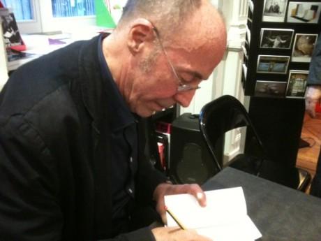 Christian Bernard et Jean-Luc Nancy dialoguent à la librairie Quai des Brumes