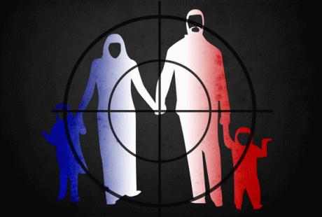Abrogation de la loi contre le voile intégral, et de toutes les lois islamophobes !