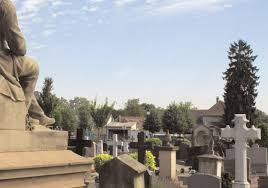 Entretien des cimetières à Strasbourg