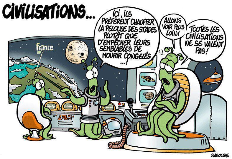 """""""On ne peut pas penser que ces fous fassent partie d'une civilisation"""", Martine Aubry"""