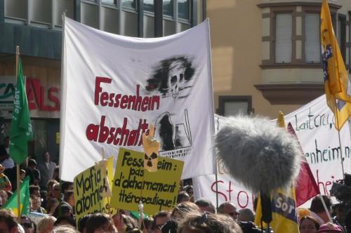 Fessenheim:  Erreur dans l'article des DNA du 5 août