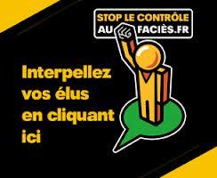 Encore des contrôles au faciès ce matin à Strasbourg, capitale des Droits de l'Homme…