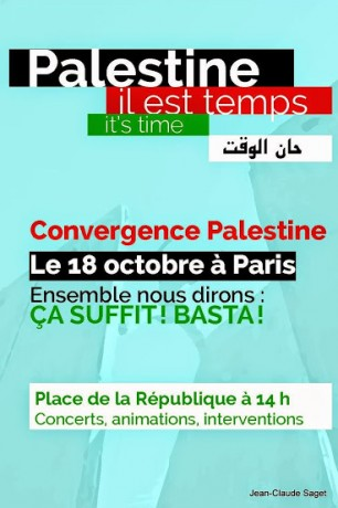 Convergence Palestine [photographies]